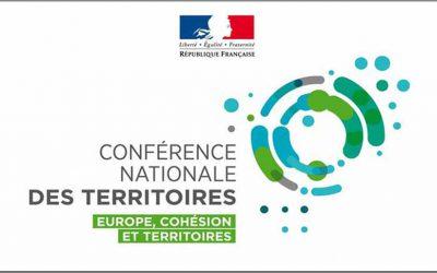 «Europe, cohésion et territoires»