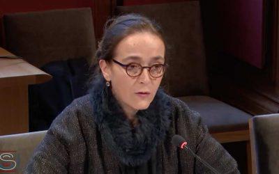 Audition de Mme Delphine Enotte Cunci, présidente du groupe France Télévision